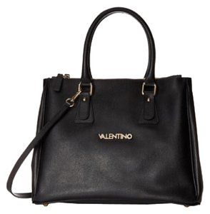 Mario Valentino Satchel in Black