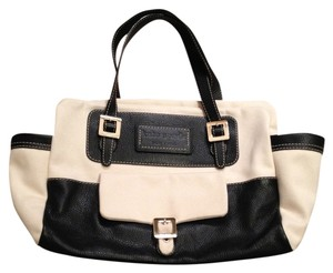 Kate Spade Tote in Black and cream