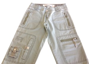 Abercrombie & Fitch Relaxed Pants Khaki