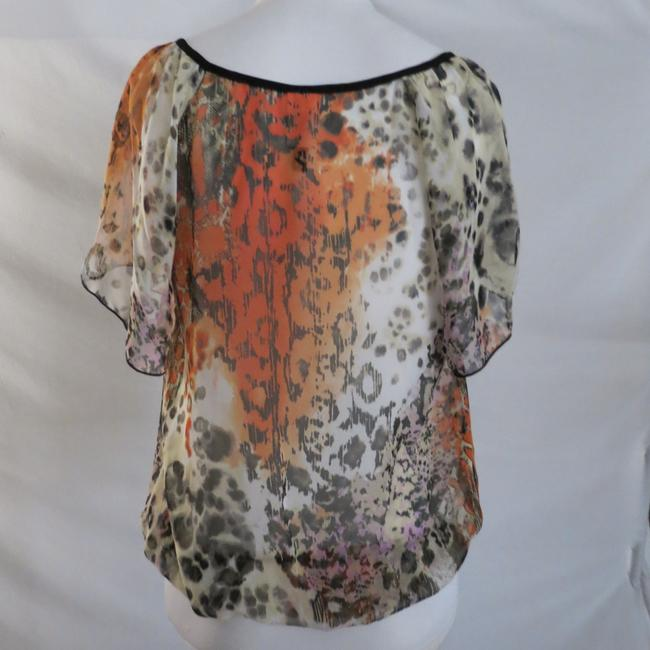 Rendezvous Top Animal Print