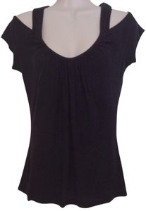 Moda International T Shirt Black