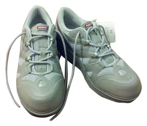 MBT Leather Mesh Walking Grey Athletic