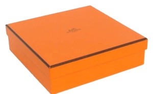 Hermès Gift Box With Top Lid
