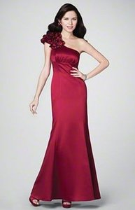 Alfred Angelo Purple C7179 Dress