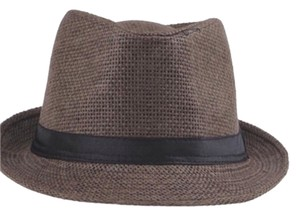 Other Tan Fedora Hat