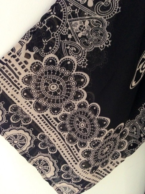MM Couture short dress Black Printed Small Missme Tribal Flowy Summer Spring Boho Cute on Tradesy