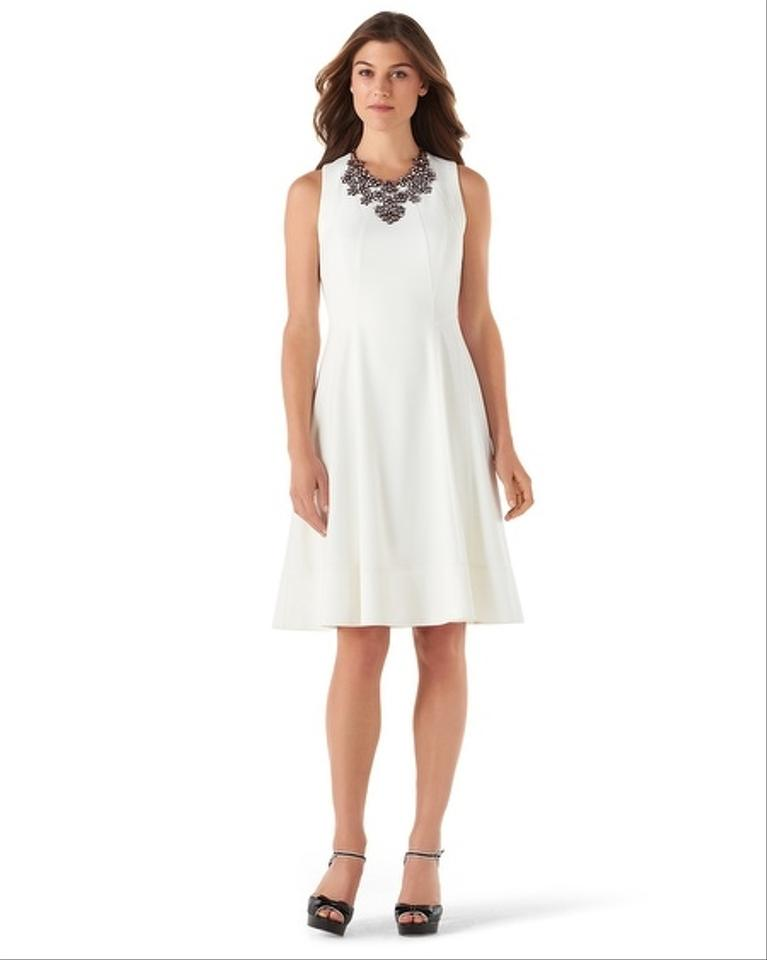 Offering boutique fashion with remarkable individuality in an honest, simple palette of black and white, White House Black Market designs apparel, accessories and .