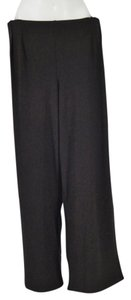 Avenue Plus Size Modern Fit Relaxed Pants Seal