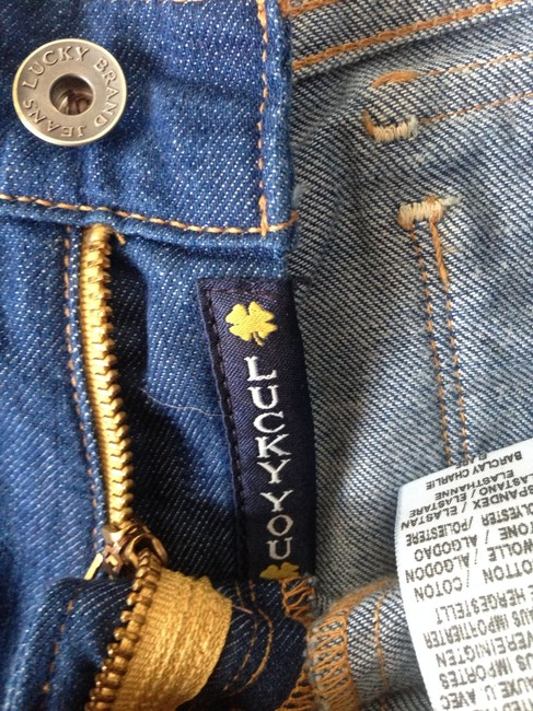 Lucky Brand Charlie Fit Flare Leg Jeans-Medium Wash
