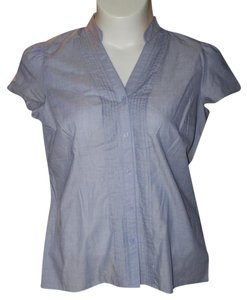 East 5th Essentials Large Button Down Shirt Blue