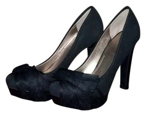 BCBG Paris Black Pumps