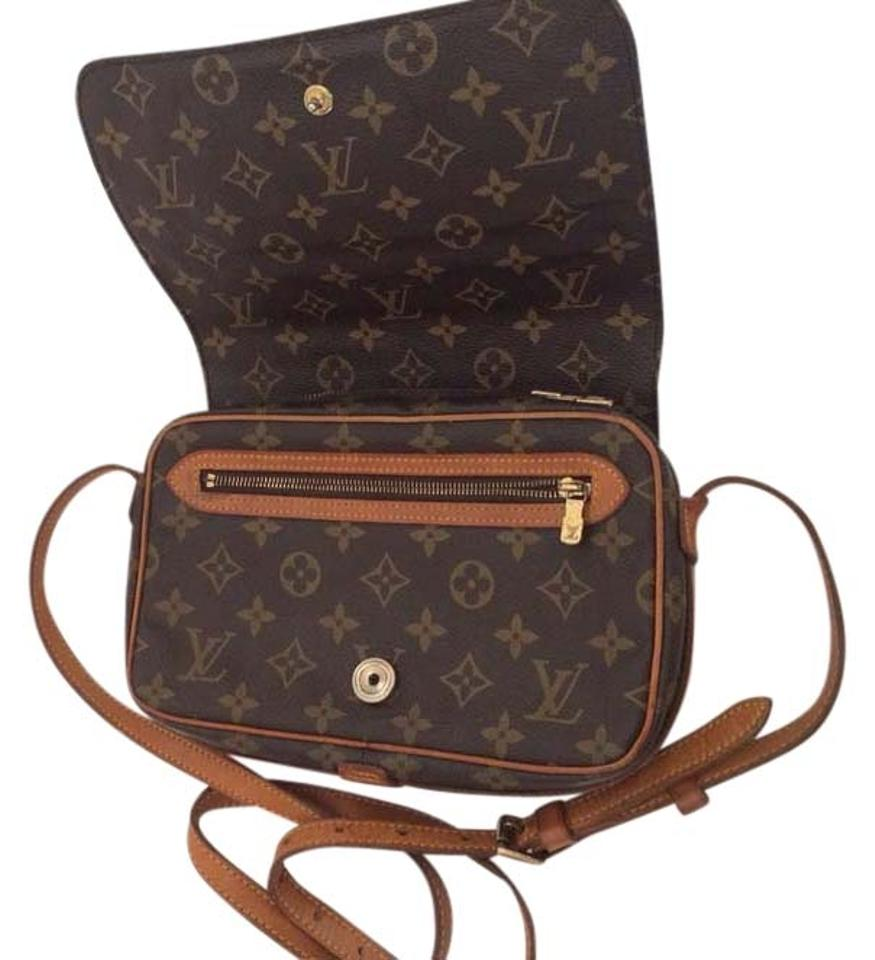 louis vuitton authentic st  germain crossbody 66  off