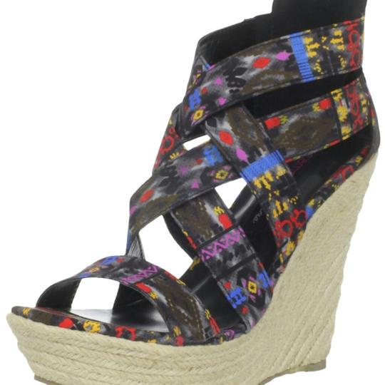 Fashionette Style Boutique Multi Wedges