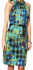 Essentials by ABS short dress Multi on Tradesy