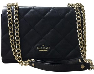 Kate Spade Quilted Classic Chain Strap Shoulder Bag
