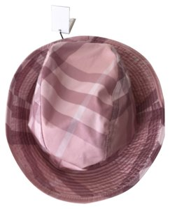 Burberry Burberry Kids Girl Pink Hat