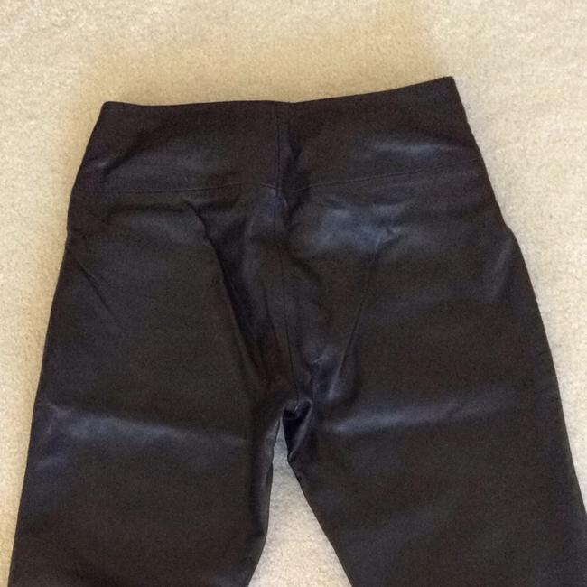 Cache Leather Leather Pants