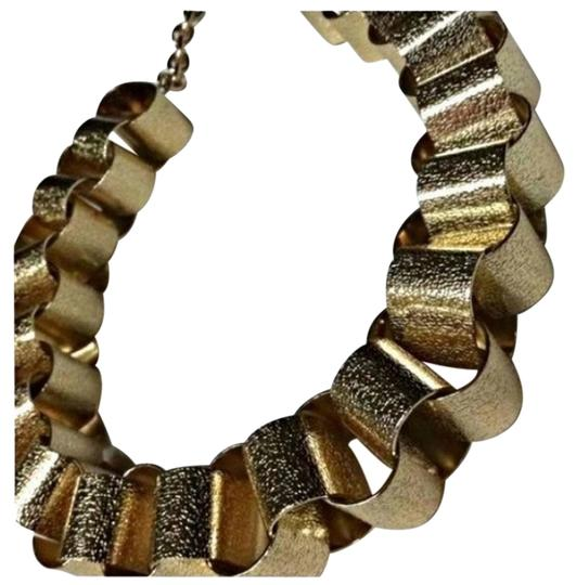 Preload https://item4.tradesy.com/images/rare-gold-tone-curb-tube-chain-link-necklace-783103-0-0.jpg?width=440&height=440