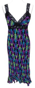 Betsey Johnson Slip Empire Waist Dress