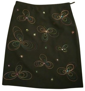 Andrea Viccaro Skirt Brown
