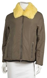 Hache Army Green Jacket