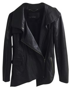 Yigal Azrouël Leather Leather Jacket