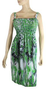 Other short dress Green on Tradesy