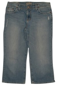 BKE Brand New Without Tags Capri/Cropped Denim-Medium Wash