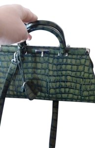 Suarez Vintage Tote in Green