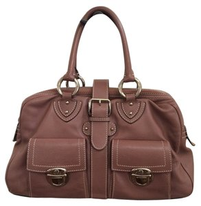 Marc Jacobs Venetia Designer Satchel in Washed Rose