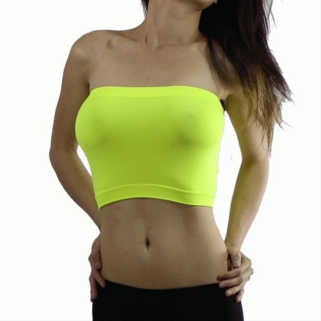 Other One size fit most BANDEAU TUBE TOP BRA