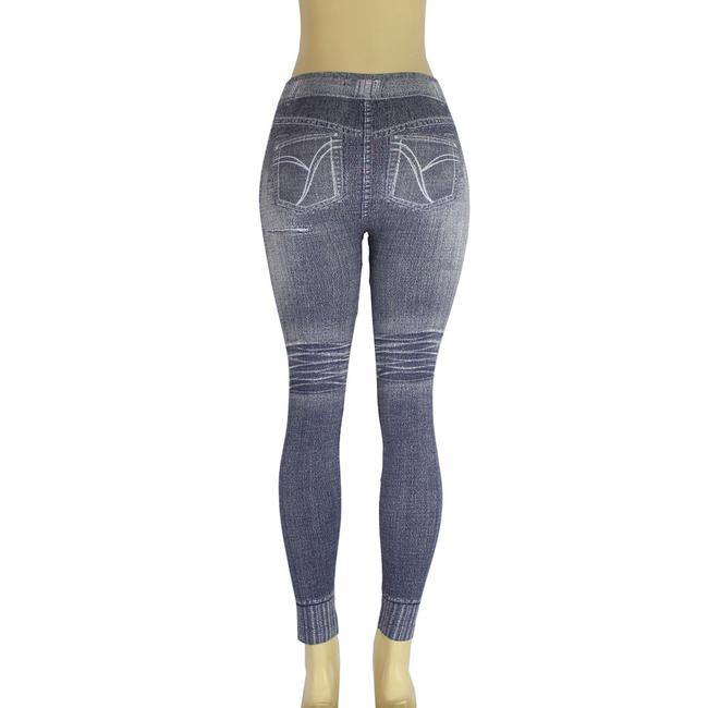 Other Black Prints, Blue Prints Leggings