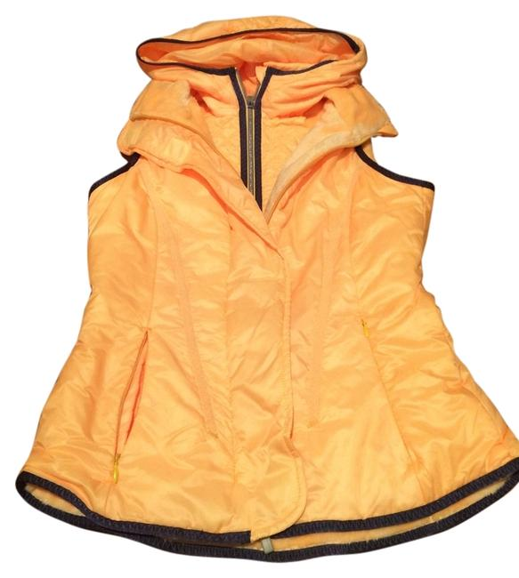 Item - Yellow Glacier Puffer Activewear Outerwear Size 6 (S, 28)