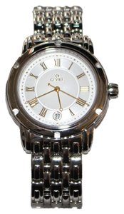 Gevril Mens Gevril S0111 First Generation Stainless Steel Swiss Made