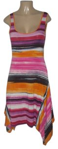 Multi Maxi Dress by Calvin Klein