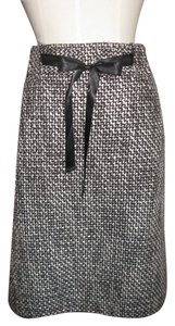 Dior Tweed Chanel Professional Skirt black
