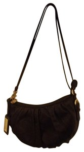 Badgley Mischka Leather Cross Body Bag