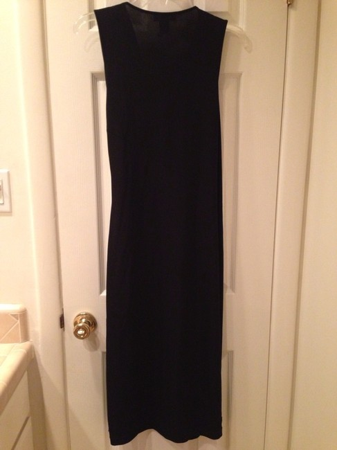 Calvin Klein Black Maxi Dress by Calvin Klein