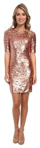 BCBGMAXAZRIA Date Night Sexy Sparkle Dress