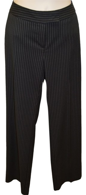Item - Black Christie Body By The Fit Straight-leg Pants Size 4 (S, 27)