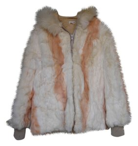 Vintage Parka Fur Coat