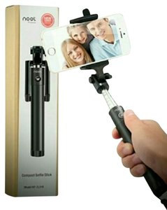 Noot Products Brand New Selfie Stick Monopod with Built-in Bluetooth Remote Shutter