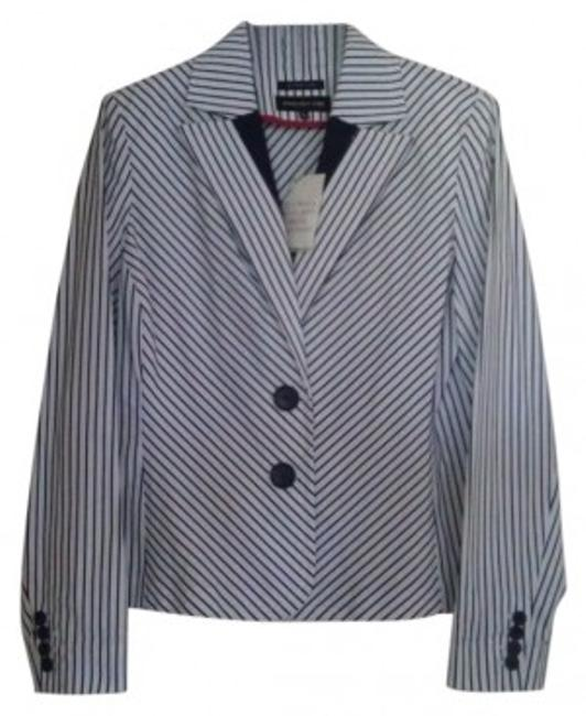 Preload https://item4.tradesy.com/images/jones-new-york-admiral-navy-and-white-stripe-jny-blazer-size-8-m-7843-0-0.jpg?width=400&height=650