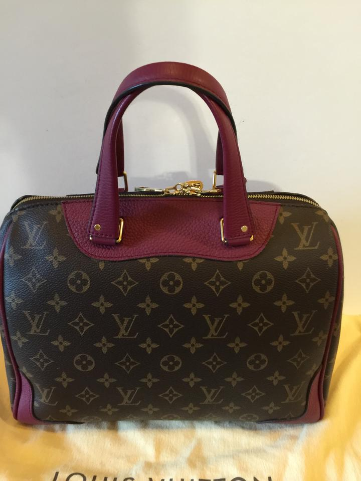deea3b96e38f Louis Vuitton Monogram Canvas Handbag Shoulder Bag Image 11. 123456789101112