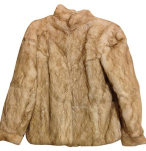 Rabbit Fur Fur Coat