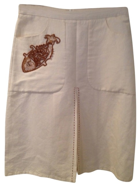Schumacher Skirt Ivory