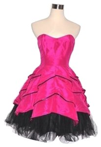 Betsey Johnson Princess Formal Sweetheart Star Party Prom Homecoming Cocktail Short Rihanna As Seen On Tron Wedding Guest Dress