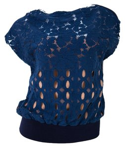 Lanvin Top Blue