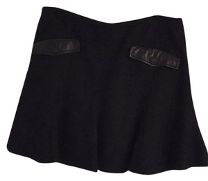 Rag & Bone Mini Skirt black And Brown