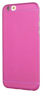 Pink iPhone6 Back Cover Case Hard Case Cover for Iphone 6S 4.7Inch
